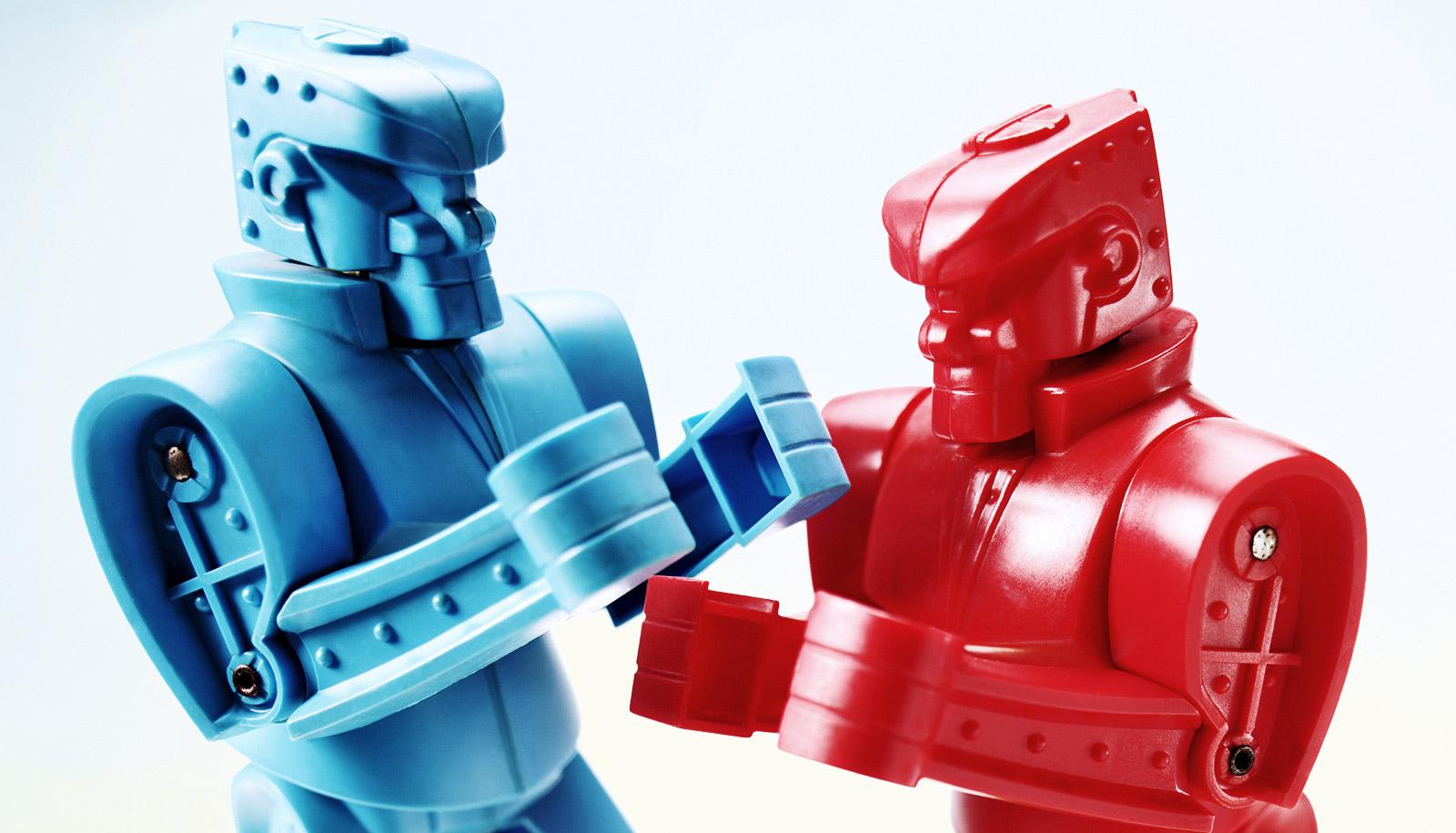 RedBlue-Robots